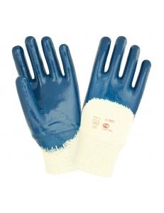 Перчатки нитриловые с тяжелым покрытием 9901
