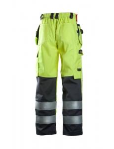 Сигнальные брюки с навесными карманами Dimex 6015Y