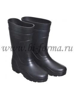 Сапоги женские ПВХ КЩС МБС (высота 27 см.) м102