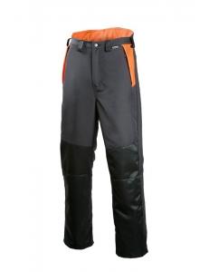 Рабочие брюки лесоруба Dimex 833 для работы с кусторезом