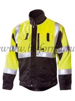 Сигнальная куртка Dimex 6330 (Одежда повышенной видимости)