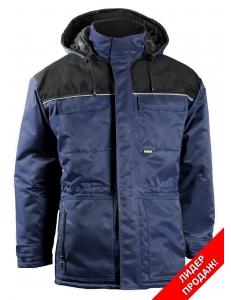 Зимняя рабочая куртка DIMEX 2175 для ИТР (тройной утеплитель!)