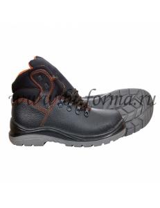 Ботинки Апельсин ПУ/ПУ с шерст мехом и с композитным подноском
