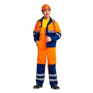 """Костюм мужской """"Спектр"""" (куртка и полукомбинезон)"""