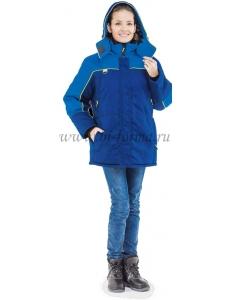 Куртка женская утепленная ФРИСТАЙЛ 2 класс защиты (III климатический пояс)