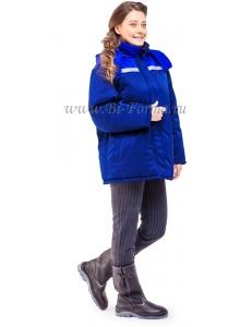 Куртка женская Урал 2 класс защиты (III климатический пояс)