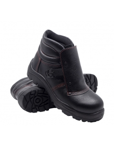 Ботинки Нитро для сварщика КП. подошва: ПУ-Нитрил