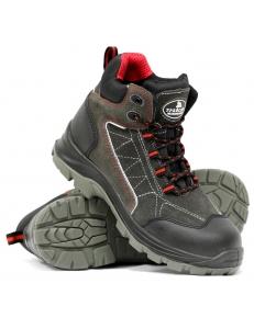 Ботинки Трейсер-Актив Верх- нат. кожа (замша); кант- нейлон; СОП  ПУ-ПУ