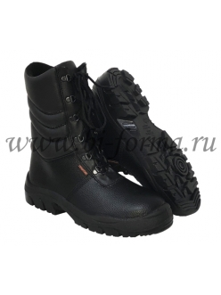 Ботинки Практик-Омон утепленные ( Искусственный мех) ПУ (берцы)