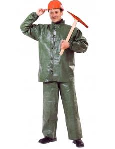 Костюм мужской Шахтерский,  ткань прорезиненная, 566 ЛГН