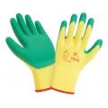 Перчатки с полимерным покрытием
