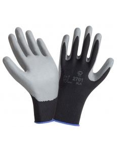 Перчатки нейлон с нитрилом