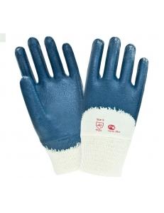 Нитриловые перчатки с покрытием средней массы 7001