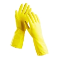 Перчатки латексные хозяйственные (резиновые)