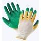 Перчатки х/б двойной облив латексом 13 класс вязки.