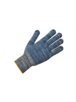 Перчатки ХБ с ПВХ 4 н.10 класс