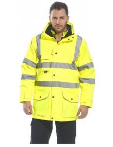 Зимняя светоотражающая куртка Portwest S427, 7в1