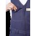 Костюм ДОКЕР с СОП (куртка/пк; т.син/беж; 53%ХБ 47%ПЭ. 220 г/м²)