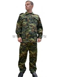 Костюм военно-полевой КМФ тк.саржа № 114 куртка/брюки