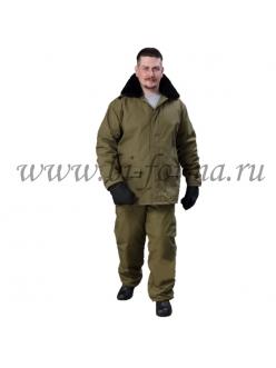 Костюм Метель куртка/брюки, тк.ПАЛАТКА 100% хлопок