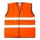 СИГНАЛЬНЫЙ ЖИЛЕТ (оранжевый, лимонный) плотность 120 гр/м2