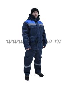 Костюм Вьюга куртка/пк, тк.грета